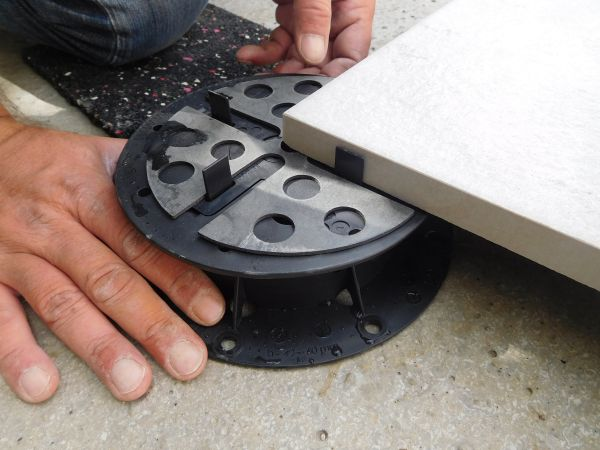Buzon first on the market to offer pedestals tested under ISO 17025 accreditation