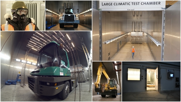 climate chamber testing