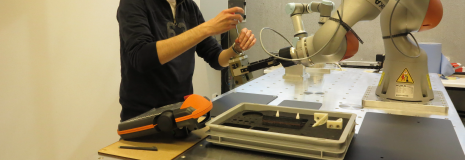 EFRO project Smart tooling