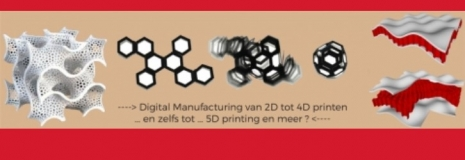 digital manufacturing, 3D printing